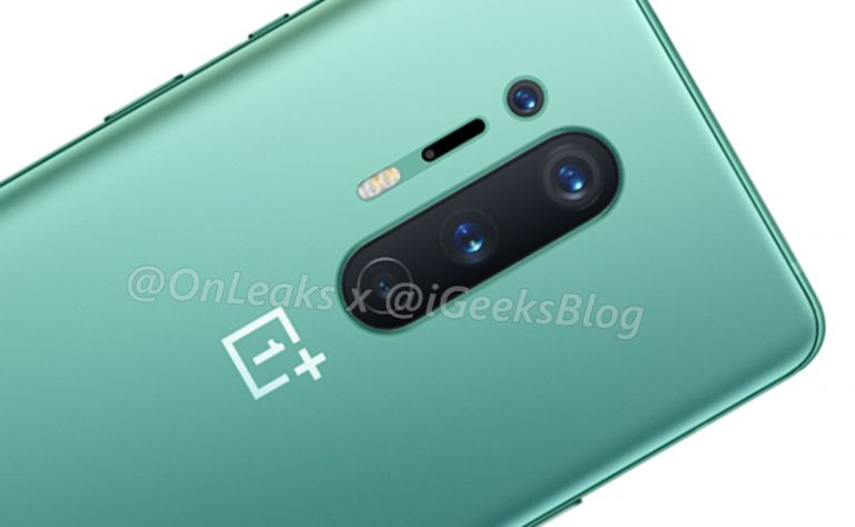 OnePlus 8 Pro's camera specs reveals; one two 48MP cameras