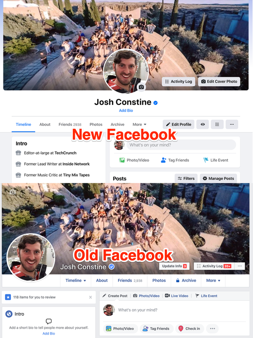 Opt-in now into Facebook dark mode-here's how to get it