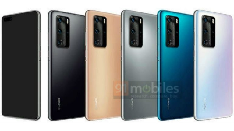 Huawei's P40 Pro might have one big advantage over the Galaxy S20