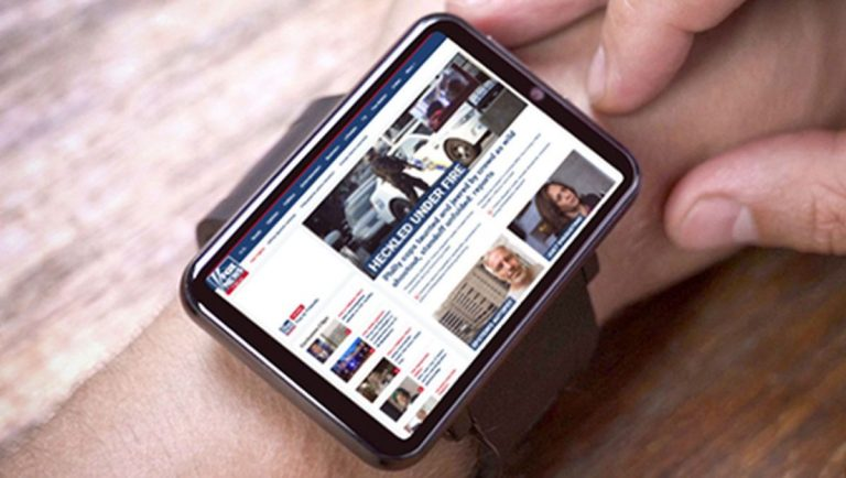 Tested Android Wrist Computer that could be more powerful than iphone 7