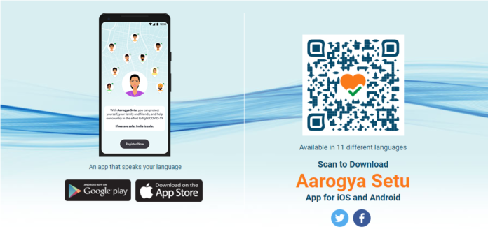 Arogya Setu app to be pre-installed on new smartphones with non skippable registration