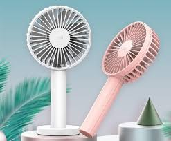 ZMI Portable Fan with up to 12 hours battery life launched for 59 yuan ($8)