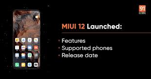 MIUI 12 Launched: All New Features and Supported Devices