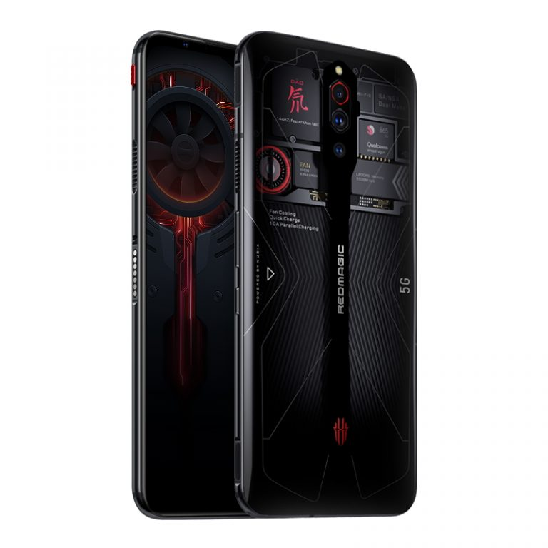 Red Magic 5G Mars Red edition's sale begins in China