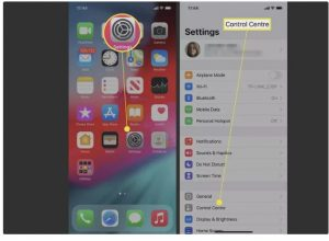 How to Screen Record on iPhone 12